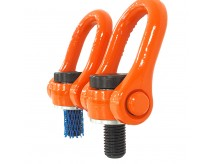 sample sale hoist ring to chain Lifting load pictogram lifting point