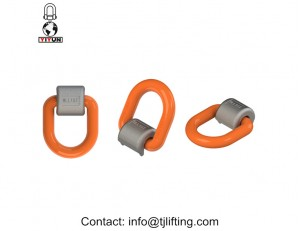 Weld on lifting lugs