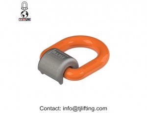 CE approved lifting points welded 1.12t