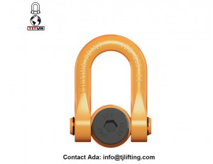 Metric thread swivel hoist rings YDS M24