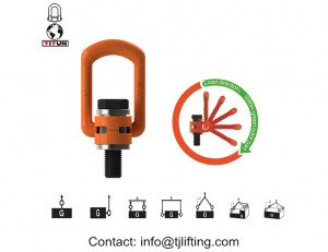 Productos de sujeción de trabajo LBS-RS Load Ring