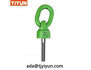 YD-083 M56 WLL 28 rigging hardware Swivels Hoist Rings / Vlbg Eye Bolts Swivel Lifting Point For Lifting