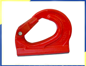 YD072 G80 Weldable Lifting Point Weld-On Lifting Hook