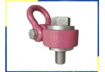 YD082 Forged Side Pull Side Load Hoist Ring for Aerospace&Manufacturing