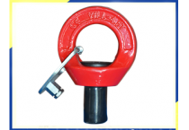YD084 G80 Alloy Steel Eye Bolt Eye Point For Molding,Mining Concrete And Precast