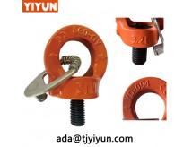YD084 M14 WLL 0,75 T G80 legeret stål drejelig øjebolt