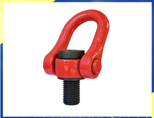 YDS Forged Universal Swivel Shackle putar Hoist Cincin Untuk Pertambangan & Power Generation