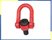 YDS M20 Filetage Métrique Us Type Swivel Hoist Anneau Universal Shackle WLL 2T