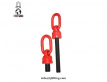 Yiyun heavy lift bail swivel hoist rings metric thread