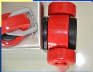 Кредит Проверени Производство доставки G80 легирана стомана Въртящ тип Повдигане винт точка YDS M24 WLL4.2T