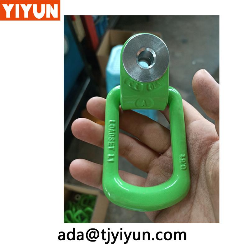 cincin kerekan baja tempa / belenggu jangkar titik angkat / baut mata jangkar mengangkat baut mata eyecincin kerekan baja tempangkbelenggu jangkar titik angkat