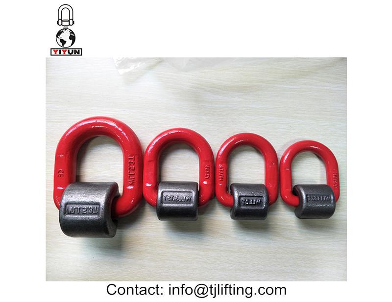 ملحومة على مقبض الرفع نوع D 1.12t ، 5t ، 8t ، 15t ، 20tملحومة على مقبض الرفع من النوع D 1.12t