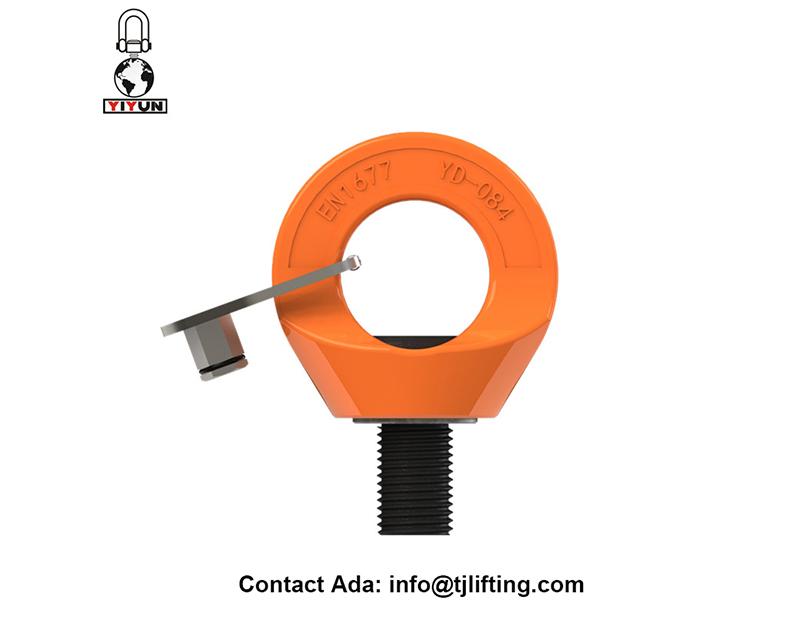 Hardware Rigning tunge metrisk gevind skrue drejelig hejser ring