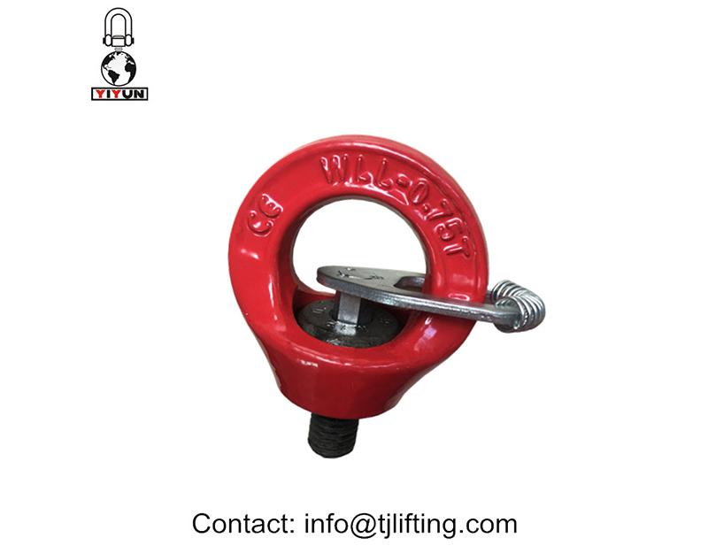 ISO goedgekeur M30 manlike takel ringe
