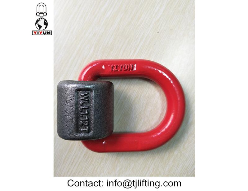 Rigging toerusting graad 80 Opheffing skroef punt/Opheffing punte 8TRigging toerusting graadpheffing punte 8T