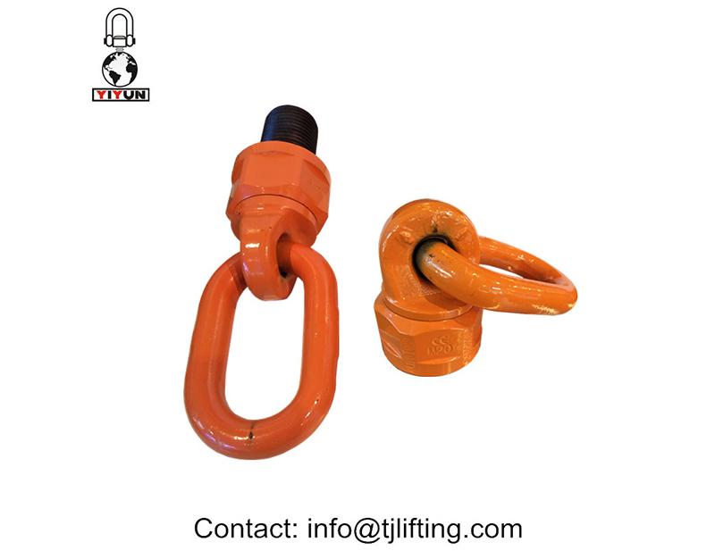 عالية الشد نقاط رفع انسحب / HOIST RING، ييبولت SWIVELنقطة رفع عالية الشد اندفع / HOIST RING