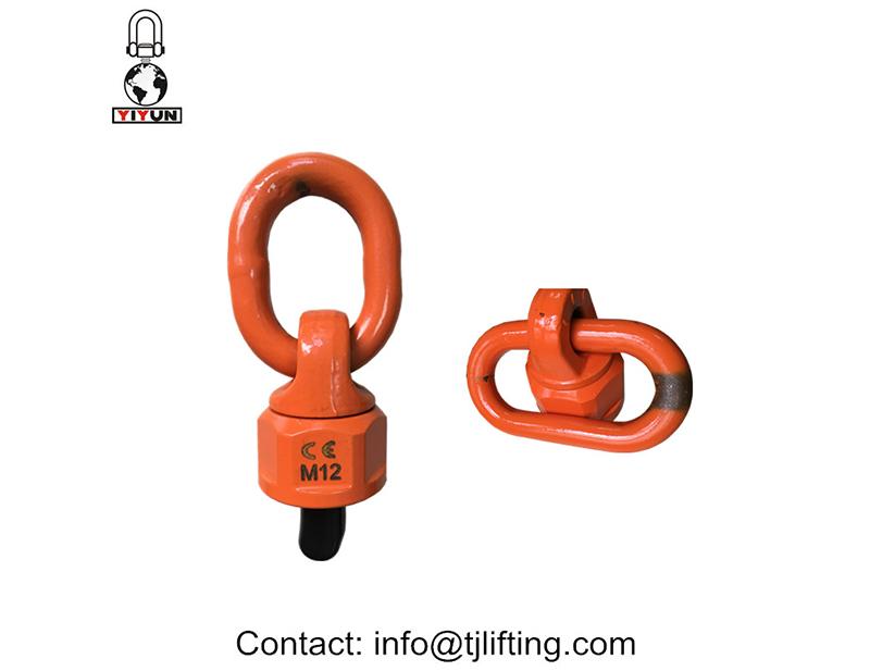 לולאת הרמה / טבעת מנוף עומס אנכית לקלע