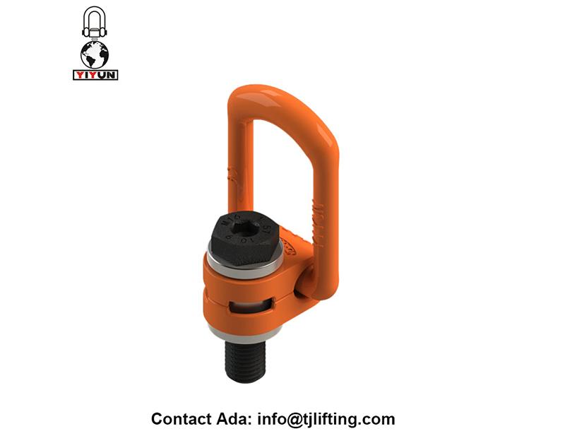 Berputar Hoist Rings / Pull Vertikal titik angkat