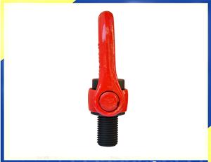 fournisseur fiable du point de levage pivotant dévidage central YDS M30 WLL 7.3T