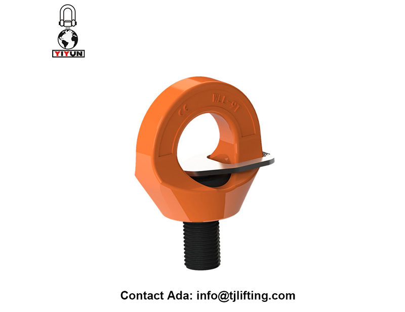 Оборудване окачено аксесоари въртящ очите болтове въртящ вдигане на болта за прашка