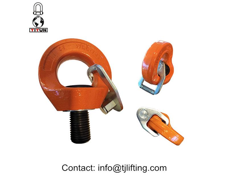 Berputar Eye Lifting Point / cincin hoist mata kunci