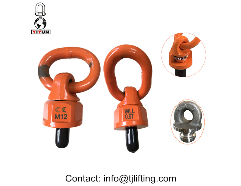 orange / rouge / noir / OEM forgé bail PIVOT piton YD083