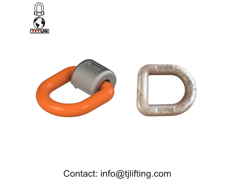 Точка на заваряване / заварка на натоварване пръстени