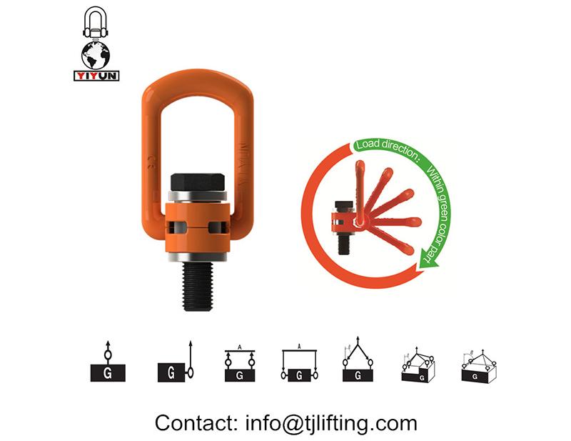 Produits Workholding LBS-RS anneau de charge