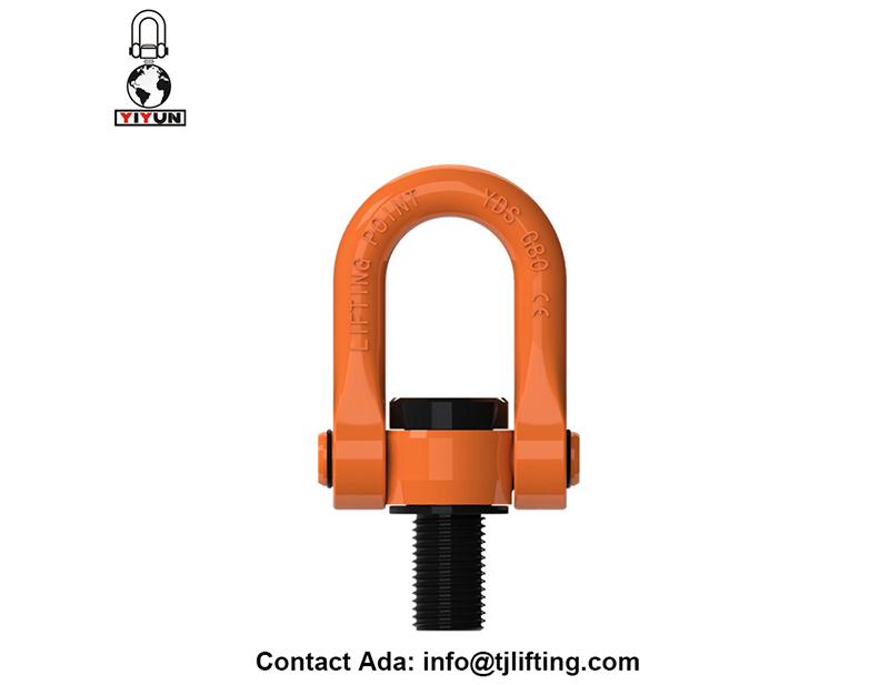 YDS Centre-Pull Hoist Ringe