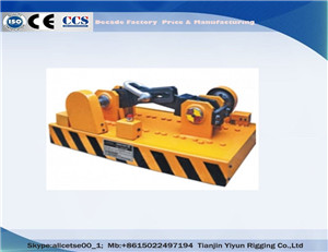 Automatic Operation Permanent Magnet Lifter