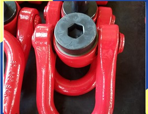 Industrielt udstyr YDS M16M18 Swivels Hoist ringe/drejelig bøjle dreje løft punkt WLL2T til rigningIndustrial Equipment YDS M16M18 Swivels Hoist Rings / Swivel Shackle Swivel Lifting Point WLL2T For Rigging