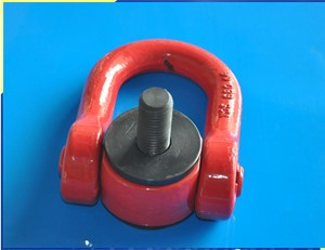 YDS M20 Metric Thread U.s. Type Swivel Hoist Ring Universal Shackle WLL 2T