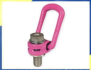 Страничен Pull тип безопасност плоска точка 0.3 т въртящ се пръстен YD081 M8