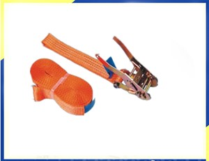 0.8T a 10T trinquete correas de sujeción de carga de China0.8T to 10T Ratchet tie down Load Straps from China