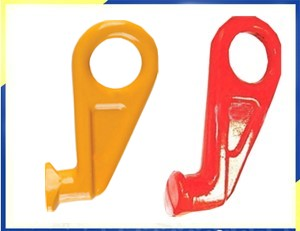 Alloy Steel S Type Hook/Cargo G Hook/G80 Container Hook Straight Type