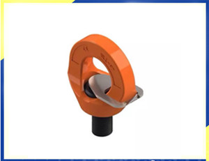 Rings accessories loading capacity 0.4T-12T metric thread m8-M48 g80 swivelling lifting point
