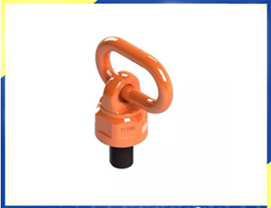 CE, ISO certificated G80 Lifting Ring M6-M100 with Ball Bearing