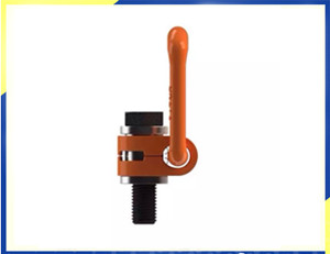 Pull Super rotação Side Screw-on pontos de elevação M8-M125Super Rotation Side Pull Screw-on Lifting Points M8-M125