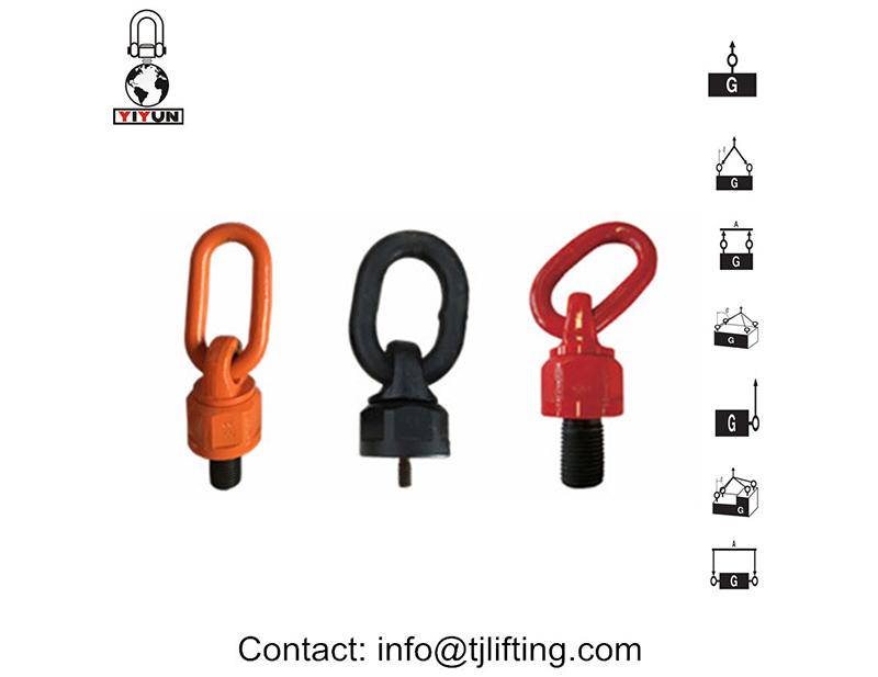 въртящ се пръстен, използван за проекти на геотермална електроцентрала / въртящ се пръстен за натоварване
