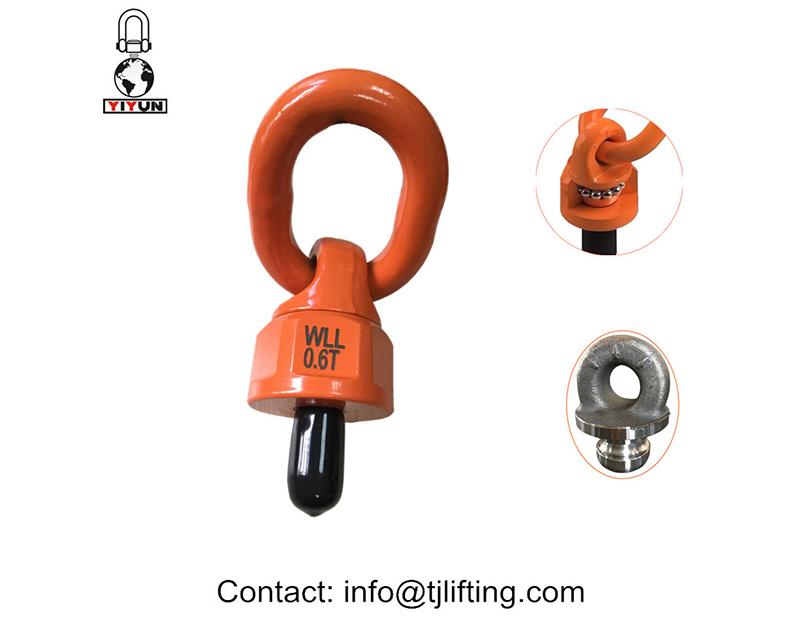 swaar lift roterende Opheffing punte M64 G80 42CrMo legeringstaal