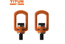 chinese supplier precast concrete mold lifting point 180 swivel lifting hoist ring