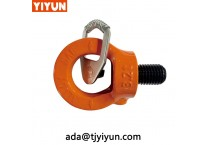 Chinese supplier UNC THREAD U.S. TYPE SWIVEL HOIST RING