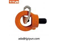 Chinese supplier UNC THREAD U.S. TYPE SWIVEL HOIST RING
