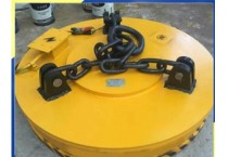Dia 20inch to 70inch Electromagnet Lifter for Steel Scraps 500