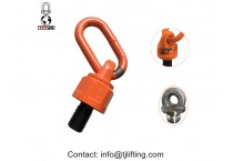 wind power, solar and geothermal power plant lifting points/swivel hoist ring