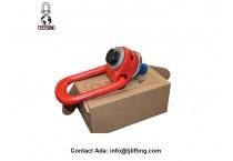G80 Alloy Steel Swivel Hoist Ring 1 1/2 UNCTHREAD