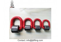 Welded on lifting lug D type 1.12t, 5t, 8t, 15t,20t