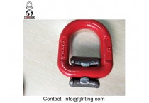 G80 Drop Forged Alloy Steel Lifting Points Welded On D Link