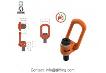 heavy-duty swivel hoist ring/Side-Pull Hoist Rings