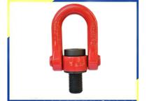 Industrial Equipment YDS M16M18 Swivels Hoist Rings / Swivel Shackle Swivel Lifting Point WLL2T For Rigging
